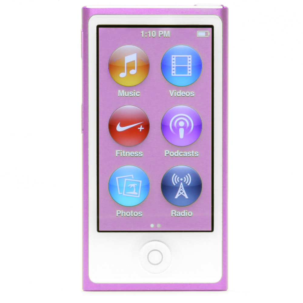 Apple iPod nano 7th Generation Purple (16 GB)