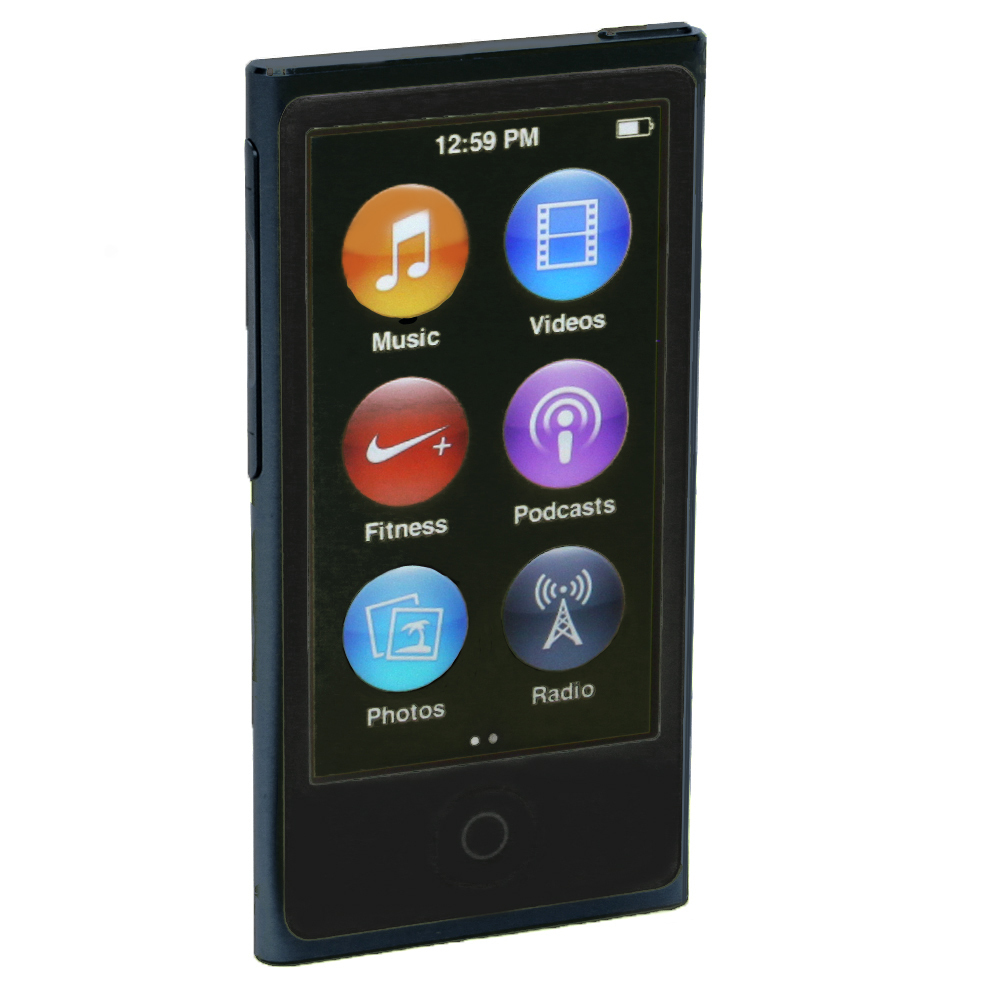 Apple iPod nano 7th Generation Slate (16 GB)