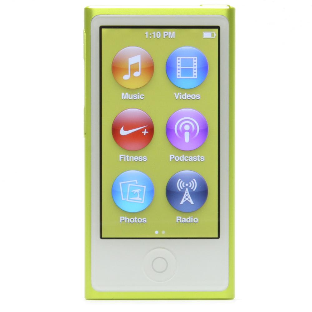 Apple iPod nano 7th Generation Yellow (16 GB)