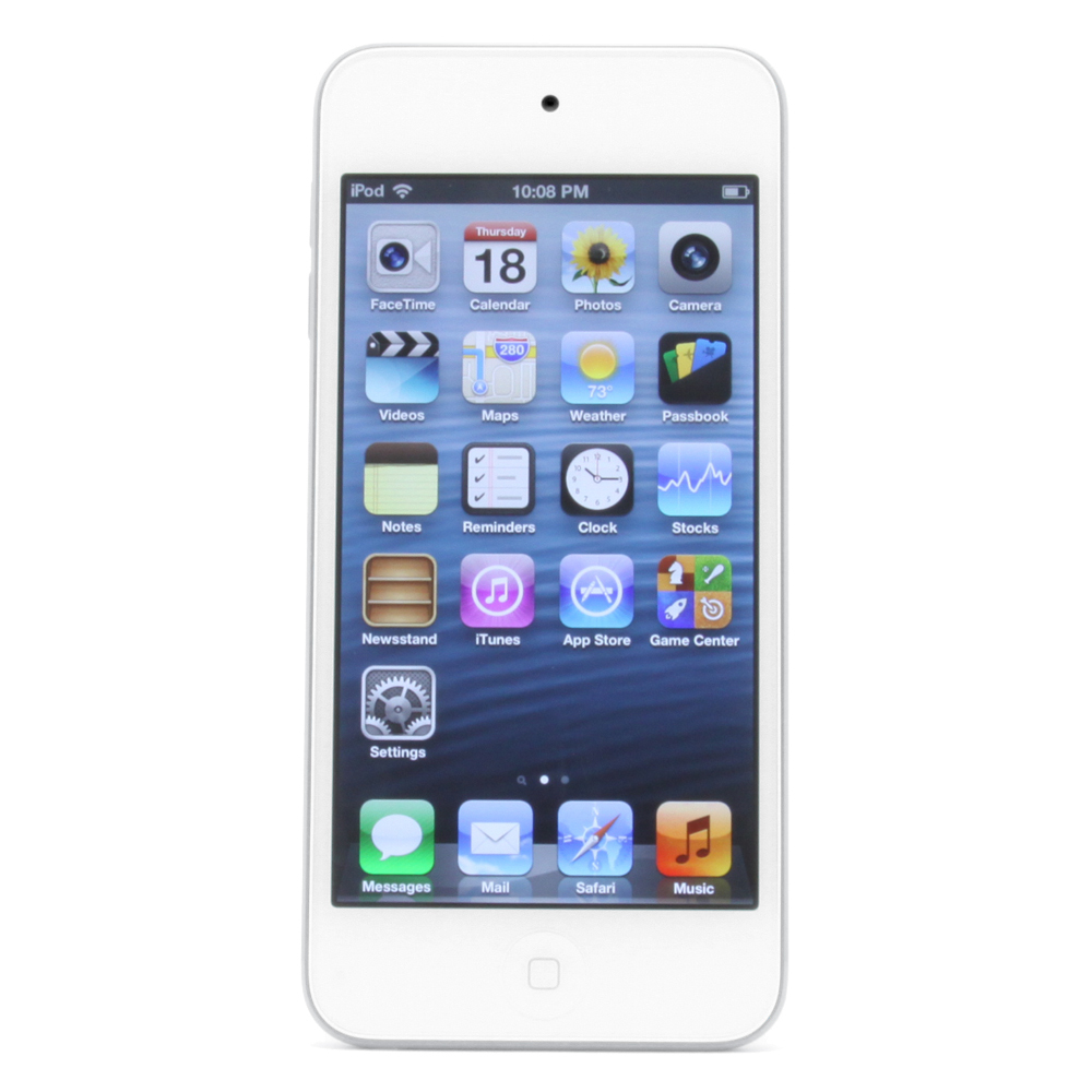 Apple iPod touch 5th Generation Silver Silver (32 GB)