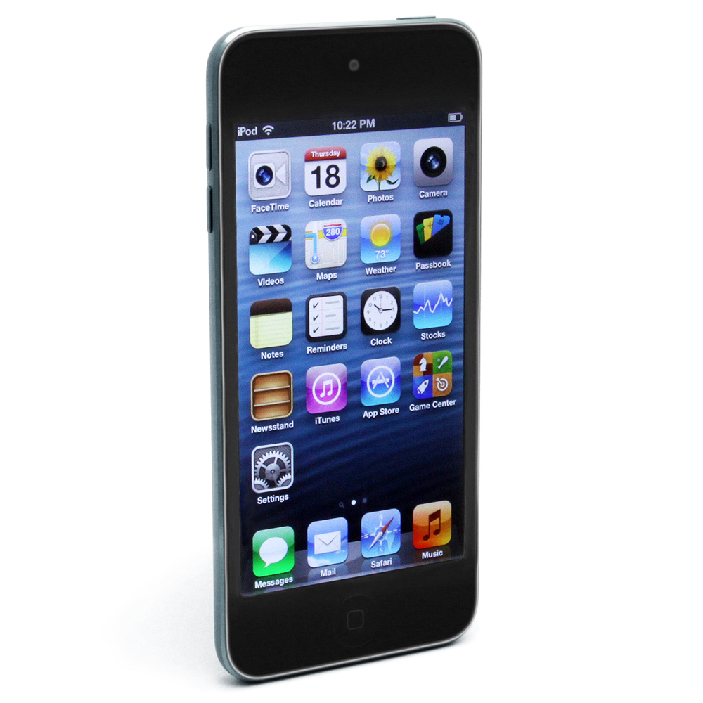 Apple iPod touch 5th Generation Black & Slate (64 GB)