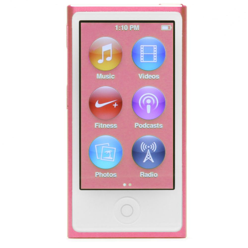 Apple iPod nano 7th Generation Pink Pink (16 GB)