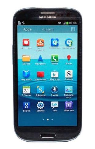 Samsung Galaxy S III SCH-I535 - 16GB - Sapphire Black (Verizon) Smartphone