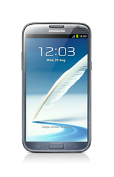 Samsung Galaxy Note II SGH-I317 - 16GB - Titanium Gray (AT&T) Smartphone