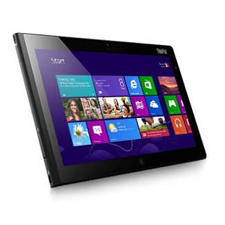 Lenovo ThinkPad Tablet 2 64GB, Wi-Fi, 10.1in - Black