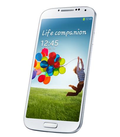Samsung Galaxy S 4 SCH-I545 - 16GB - White Frost (Verizon) Smartphone