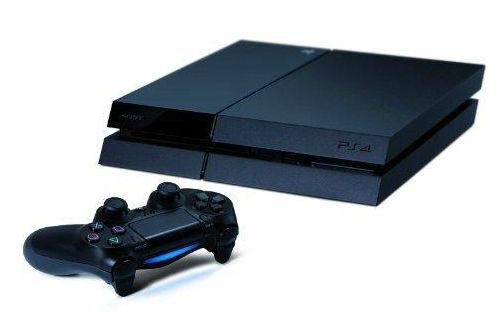 Sony PlayStation 4- 500 GB Black Console