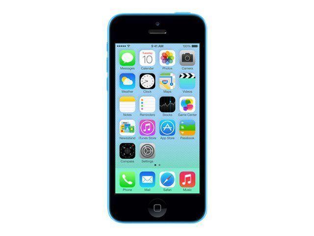 Apple iPhone 5c - 32GB - Blue (AT&T) Smartphone