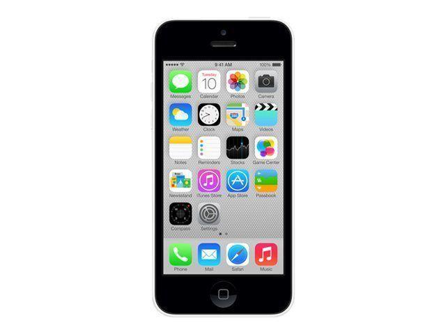 Apple iPhone 5c - 32GB - White (T-Mobile) Smartphone