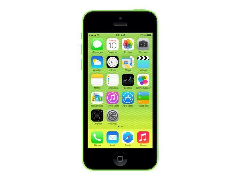 Apple iPhone 5c - 32GB - Green (Verizon) Smartphone