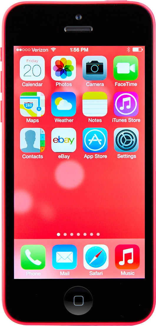 Apple iPhone 5c - 16GB - Pink (Sprint) Smartphone