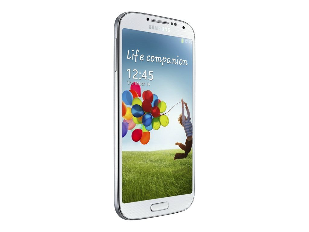 Samsung Galaxy S 4 SGH-I337 - 16GB - White Frost (AT&T) Smartphone