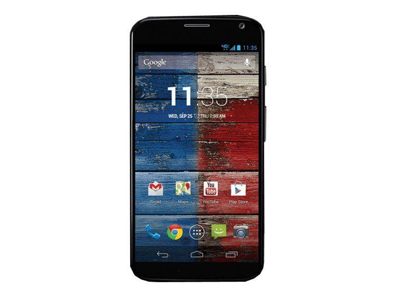 Motorola MOTO X - 32GB - Black (Verizon) Smartphone