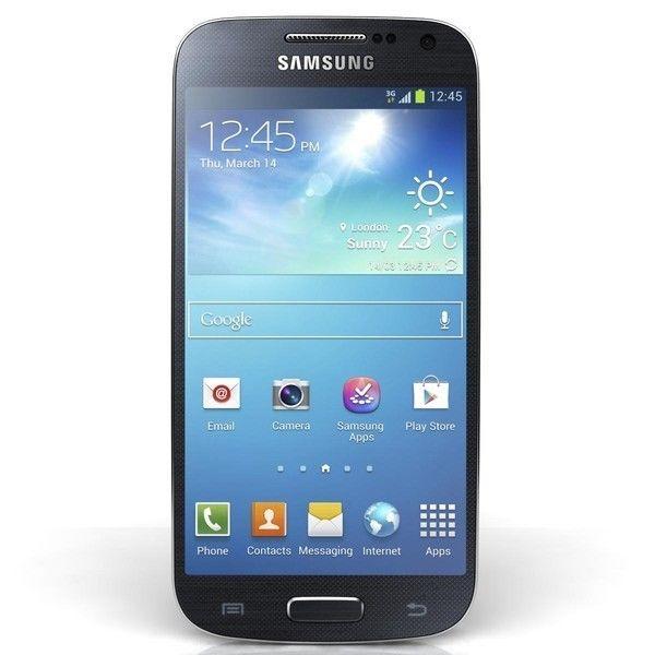 Samsung Galaxy S 4 mini GT-I9195 - 8GB - Black Mist (Unlocked) Smartphone