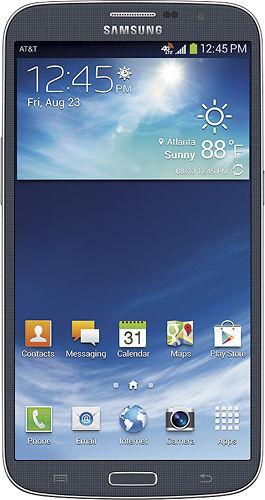 Samsung Galaxy Mega SGH-I527 - 16GB - Black (AT&T) Smartphone