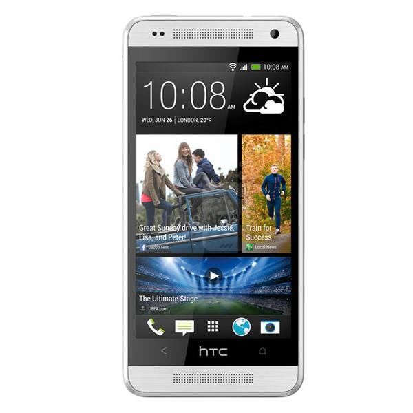 HTC One mini - 16GB - Glacial Silver (AT&T) Smartphone