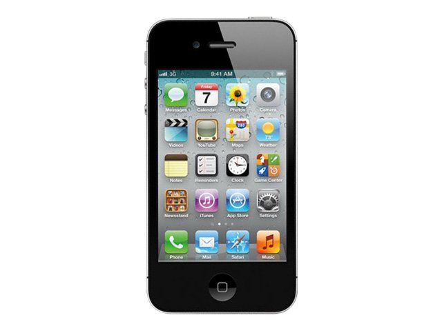 Apple iPhone 4s - 8GB - Black (Sprint) Smartphone