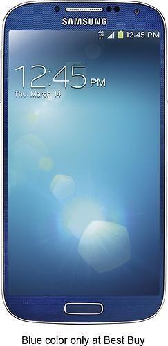 Samsung Galaxy S 4 SCH-I545 - 16GB - Blue Arctic (Verizon) Smartphone