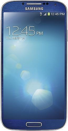 Samsung Galaxy S 4 SGH-I337 - 16GB - Blue Arctic (AT&T) Smartphone