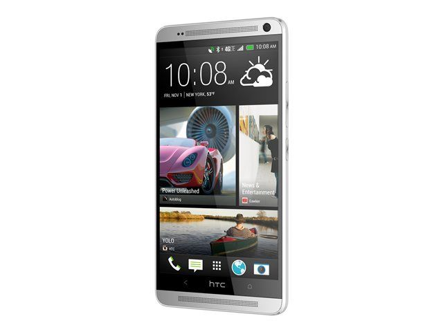 HTC One Max - 32GB - Silver (Sprint) Smartphone