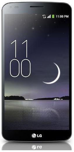 LG G Flex D959 - 32GB - Titan Silver (T-Mobile) Smartphone