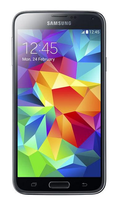 Samsung Galaxy S5 SM-G900A - 16GB - Electric Blue (AT&T) Smartphone