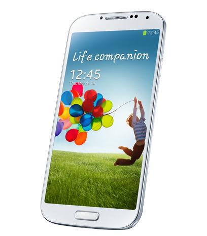 Samsung Galaxy S 4 SCH-I545 - 32GB - White Frost (Verizon) Smartphone
