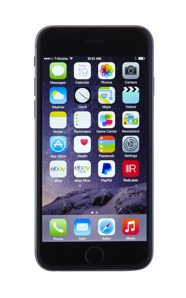 Apple iPhone 6 - 128GB - Space Gray (AT&T) Smartphone