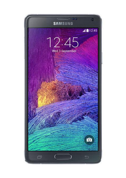 Samsung Galaxy Note 4 SM-N910V - 32GB - Charcoal Black (Verizon) Smartphone