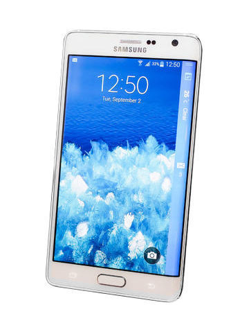 Samsung Galaxy Note Edge SM-N915A - 32GB - Frost White (AT&T) Smartphone