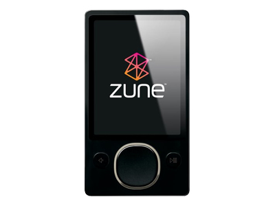 Microsoft Zune 80 Black ( 80 GB ) Digital Media Player