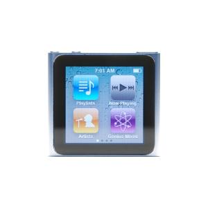Apple iPod nano 6th Generation Blue (8 GB)