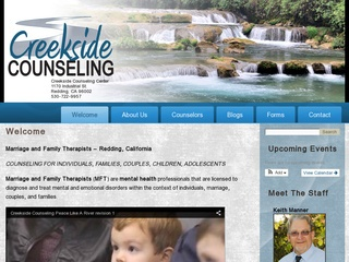 Creekside Counseling - Redding, CA