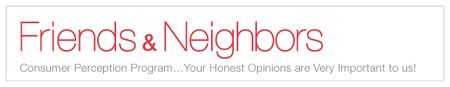 Friends and neighbors logo