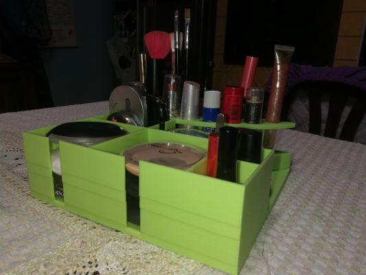 Makeup organizer - Redpah