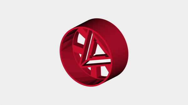 Iron Man Arc Reactor LED Holder | Redpah