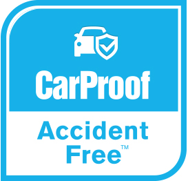 CarProof - Accident Free