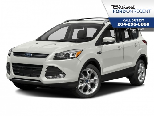 Ford Escape Winnipeg