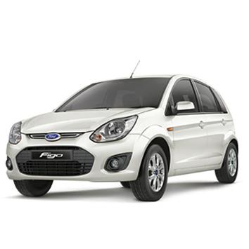 Ford Figo White