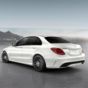 Mercedes-C200-White-2015-seven-milez-2