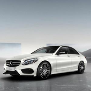 Mercedes-C200-White-2015-seven-milez-3