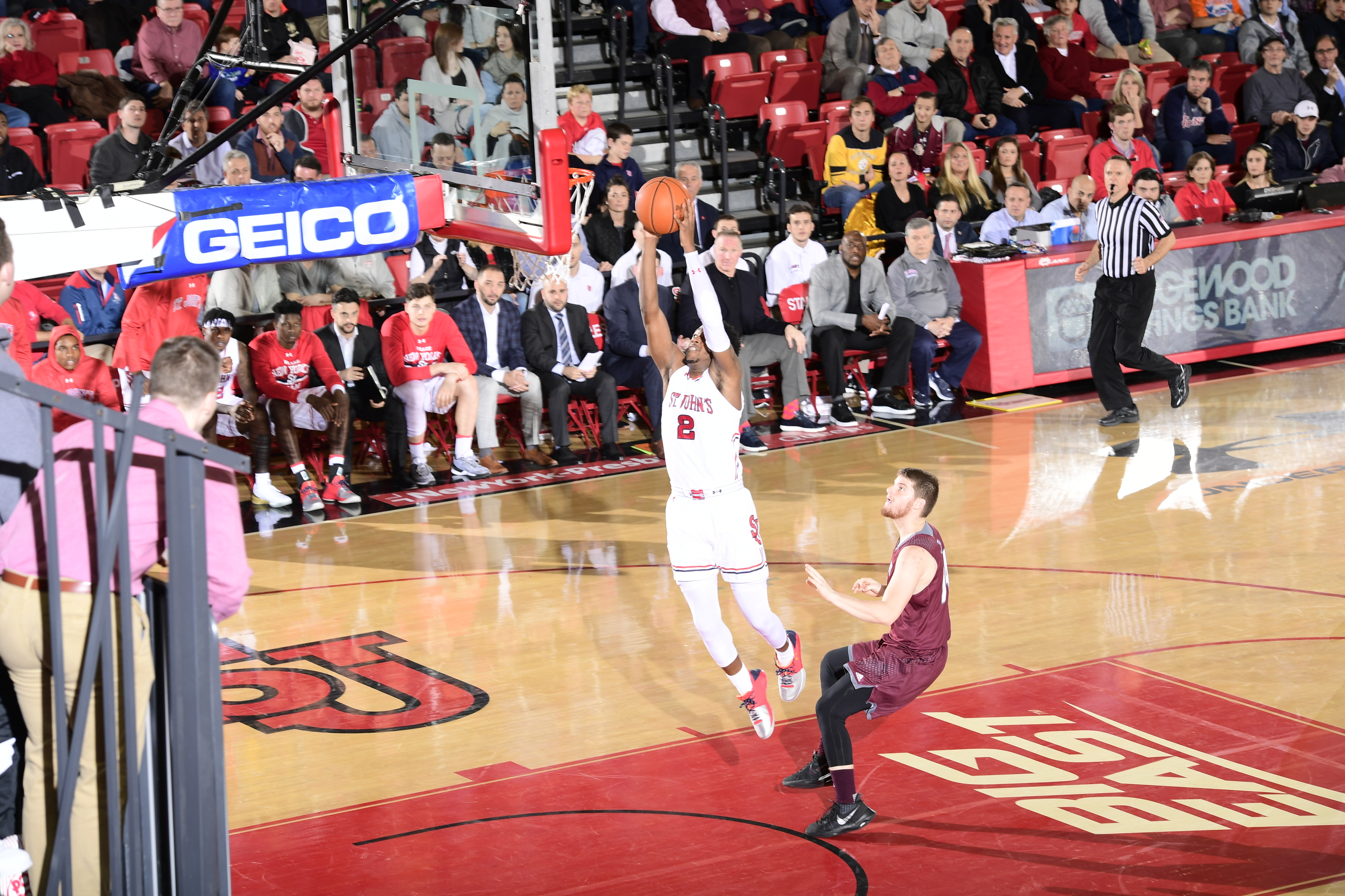 Red Storm Returns to Action on Saturday against Sacred Heart - St