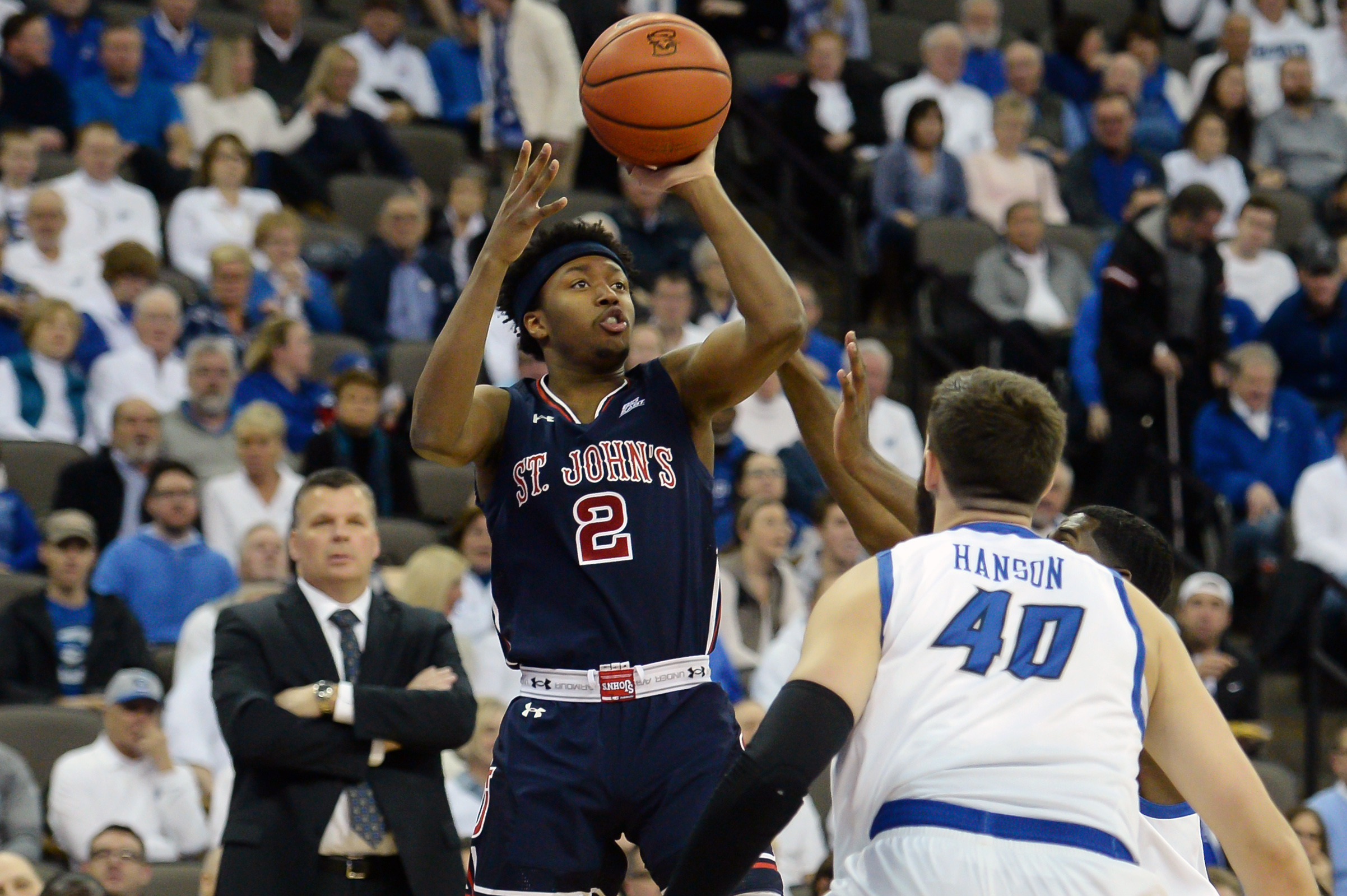 Shamorie Ponds scored 16 points and recorded a career-high six steals