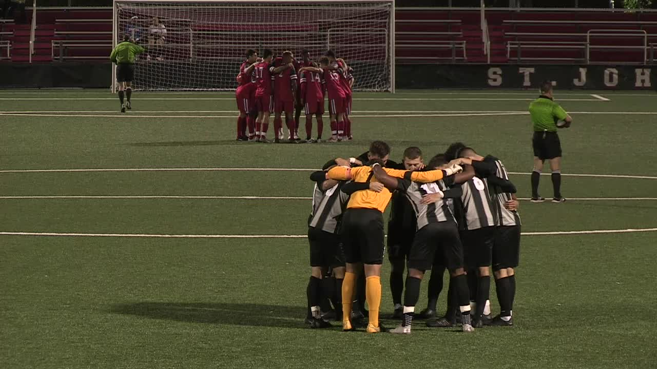 Men's Soccer vs Providence Postgame Highlights