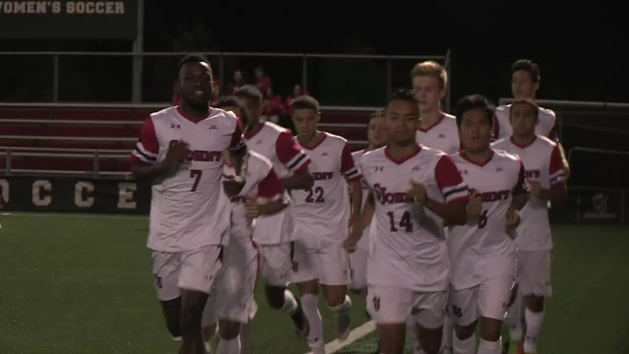Men's Soccer vs Princeton Postgame Highlights