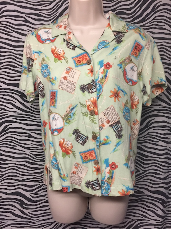 c4d2af11 Havana Jack's Cafe Blouse – East Village Vintage Collective