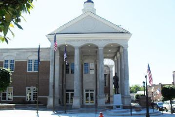 Blasting Services — Washington County Judicial Center in Louisville, KY