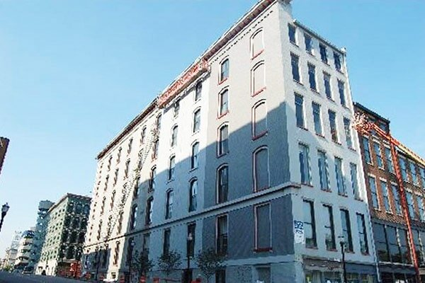Floor Coating — Building Exterior in Louisville, KY