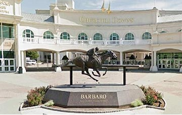 Commercial Painting Services — Churchill Downs in Louisville, KY