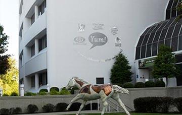 Industrial Painting — YUM Industrial in Louisville, KY